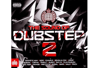 VARIOUS - The Sound Of Dubstep 2 [CD]