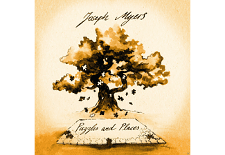 Joseph Myers - Puzzles And Places - (CD)