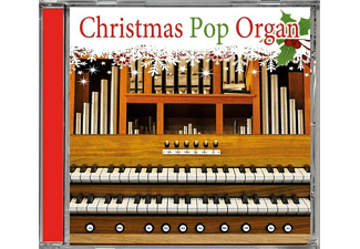 Christmas Organ - Christmas Pop Organ - (CD)
