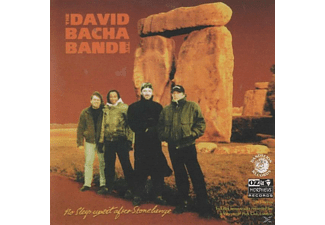 David Bacha Band - No Sleep Until Stonehenge [CD]