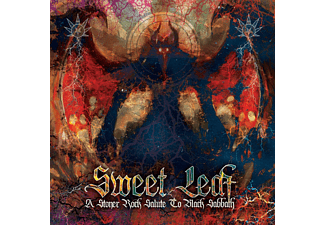 VARIOUS - Sweet Leaf-Stoner Rock Salute [CD]