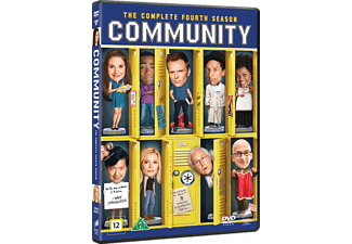 Community S4 Komedi DVD