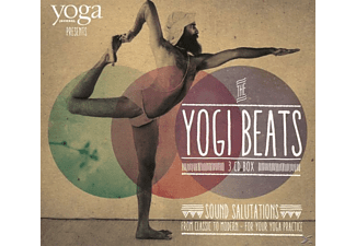VARIOUS - Yoga Journal Pres. The Yogi Beats - (CD)