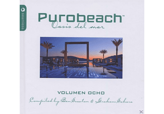 VARIOUS - Purobeach Volumen Ocho - (CD)