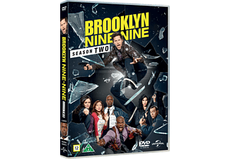 Brooklyn Nine-Nine S2 Komedi DVD