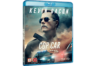 Cop Car Thriller Blu-ray