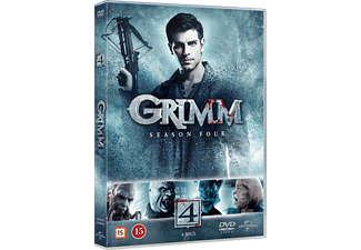 Grimm S4 Science Fiction DVD