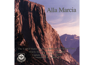Us Air Force Band Of The Golden Gate - Alla Marcia - (CD)