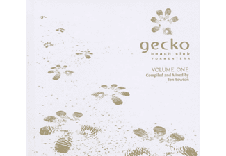 VARIOUS - Gecko Beach Club Volumen One [CD]