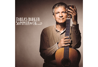 Tobias Burger - Sommerweg - (CD)