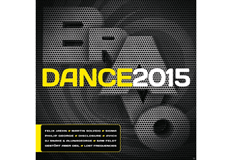 VARIOUS - Bravo Dance 2015 - (CD)