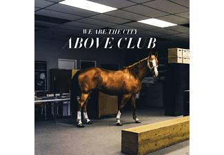 We Are The City - Above Club - (CD)