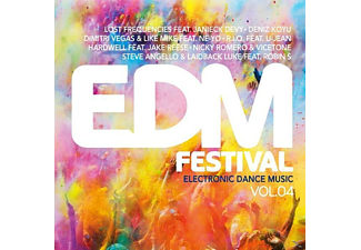 VARIOUS - Edm Festival Vol.4 - (CD)