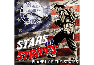 Stars And Stripes - Planet Of The States - (CD)