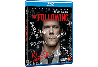 The Following S3 Drama Blu-ray