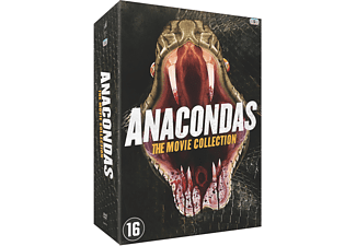 Anacondas - The Movie Collection | DVD