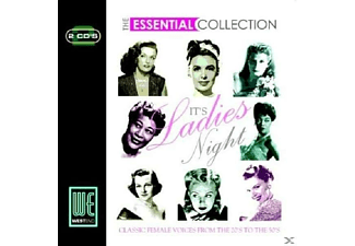 VARIOUS - Essential Collection-It's Ladies Night - (CD)