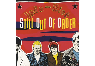 Infa Riot - Still out of order - (Vinyl)