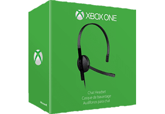 MICROSOFT Xbox One Wired Chat Headset, Headset