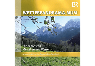 VARIOUS - Wetterpanorama-Musi-Best Of [CD]