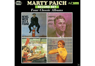 Marty Paich - Marty Paich-Four Classic Albums 2 [CD]