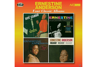 Ernestine Anderson - Ernestine Anderson-Four Classic Albums 2 [CD]