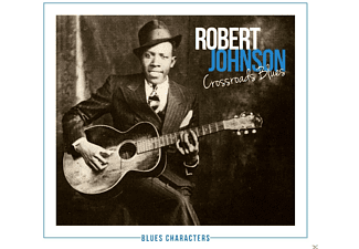Robert Johnson - Crossroads Blues - (CD)