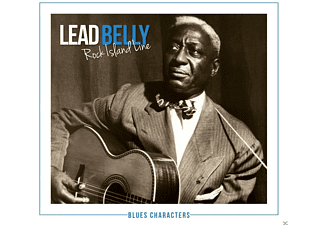 Leadbelly - Rock Island Line - (CD)