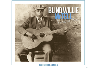 Blind Willie McTell - Statesboro Blues - (CD)