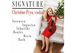 Christine Pryn - Signature - (CD)