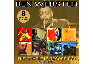 Ben Webster - The Complete Recordings: 1959-1962 [CD]