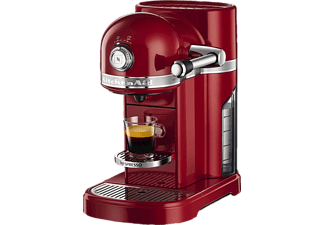 KITCHENAID 5KES0503ECA Nespresso Kapselmaschine Empire Red