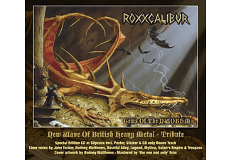 Roxxcalibur - Gems Of The Nwobhm [CD]