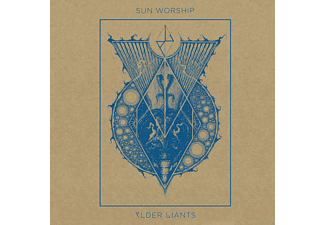 Sun Worship - Elder Giants (Black Vinyl) - (Vinyl)