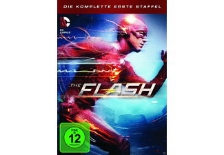 The Flash - Staffel 1 [DVD]