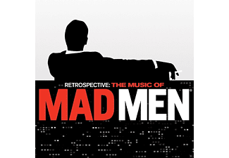 VARIOUS - Retrospective: The Music Of Mad Men [CD]