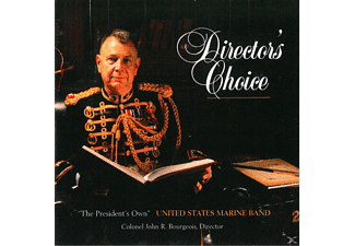 United States Army Marine Band - Director's Choice - (CD)