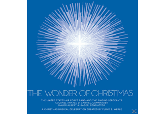 The / Singing Sergeants Us Air Force Band - The Wonder of Christmas - (CD)