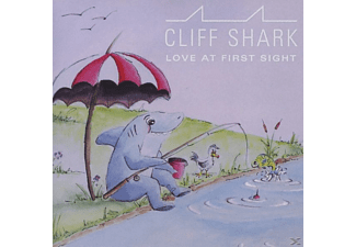 Cliff Shark - Love At The First Sight [CD]