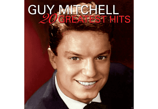 Guy Mitchell - 20 Greatest Hits - (CD)