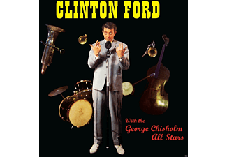 Clinton Ford - Clinton Ford [CD]