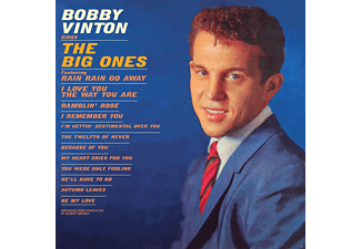 Bobby Vinton, VARIOUS - The Big Ones - (CD)