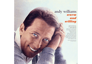 Andy Williams - Warm & Willing [CD]