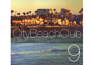 various/dj ping - City Beach Club 9 [CD]