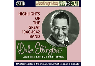 Duke & His Famous Orchestra Ellington - Highlights Of The Great Band 1940-1942 - (CD)