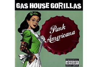 Gas House Gorillas - Punk America - (CD)