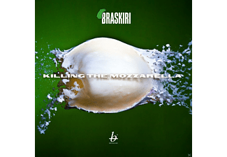 Braskiri - Killing The Mozzarella - (CD)