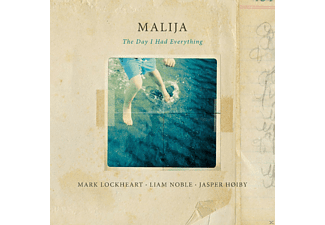 Liam Noble, Jasper Hoiby, Mark Lockheart - Malija-The Day I Had Everything - (Vinyl)