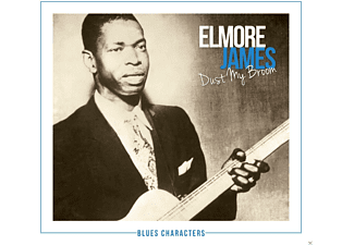 Elmore James - Dust My Broom - (CD)