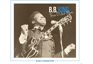B.B. King - Three O'clock Blues - (CD)